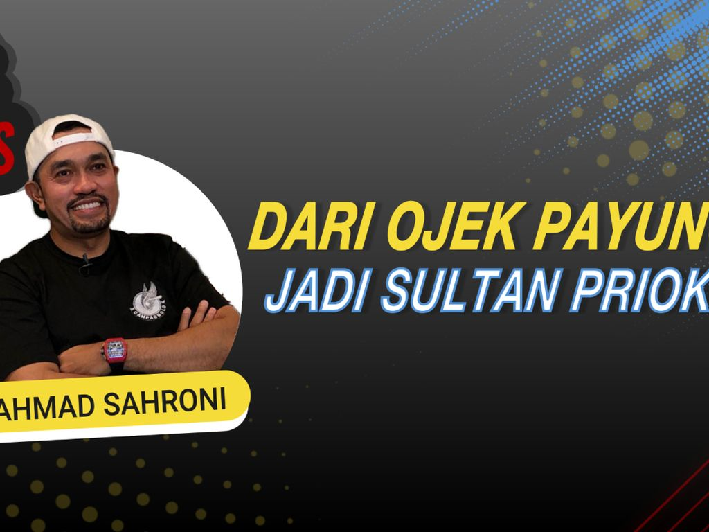 BBM Bikin Roni Jadi Sultan Priok, Begini Ceritanya