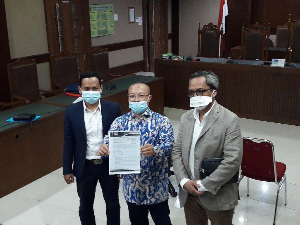 AHY Cs Mangkir, Sidang Gugatan Pemecatan Jhoni Allen Ditunda