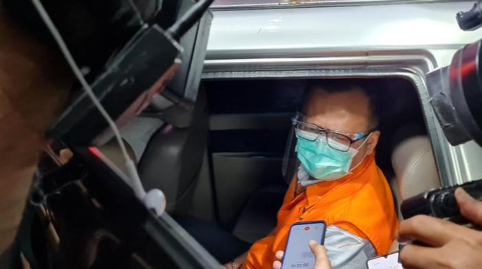 Mantan Menteri Kelautan dan Perikanan Edhy Prabowo