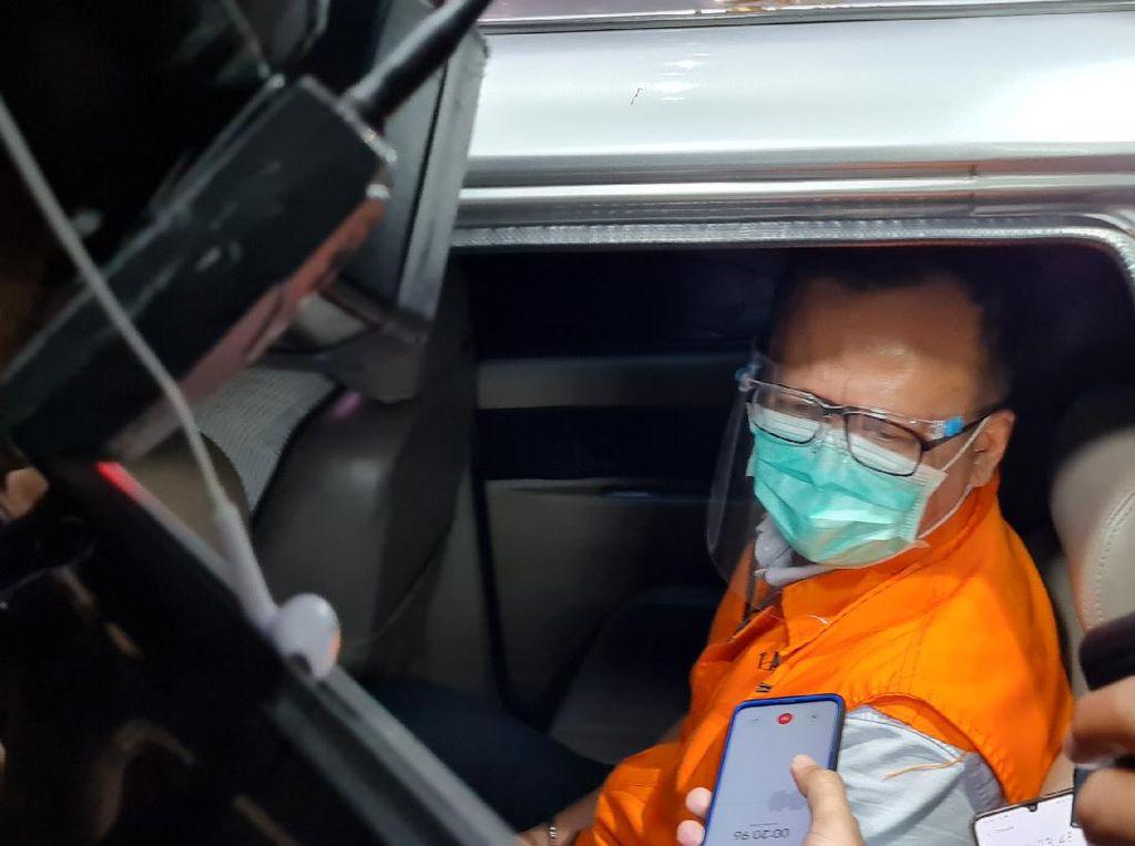 Edhy Prabowo Ungkap Penghasilannya di DPR RP 5 M Per Tahun