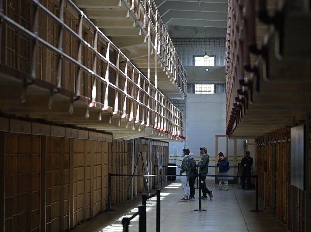 Penjara Alcatraz Kembali Dibuka untuk Wisatawan, Berani Masuk?