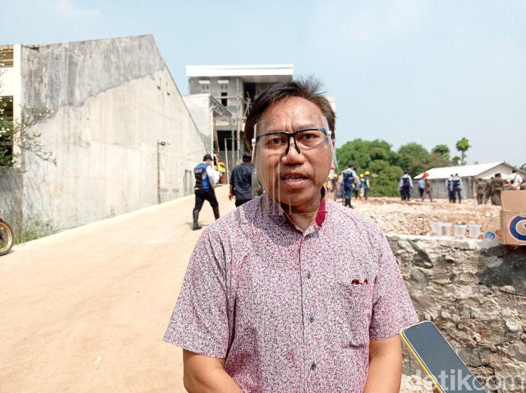 Pihak Pemasang Tembok di Akses Rumah Warga Ciledug Jelaskan Alasan Pemagaran