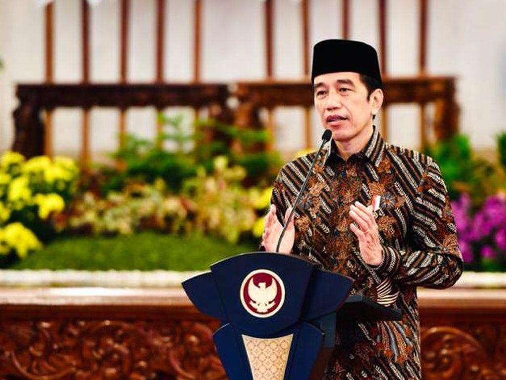 Jokowi Singgung Reforma Agraria di Tanwir Pemuda Muhammadiyah