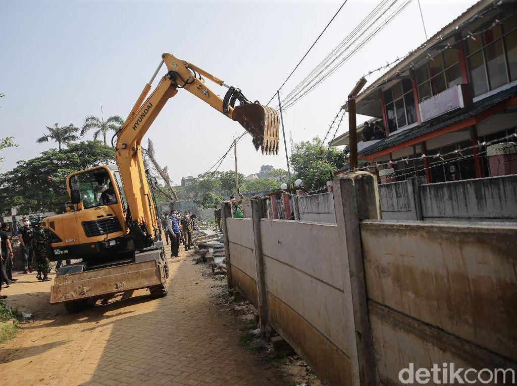 Pemilik Lahan Bantah Tanah di Ciledug yang Ditembok 2 Meter Jalan Umum