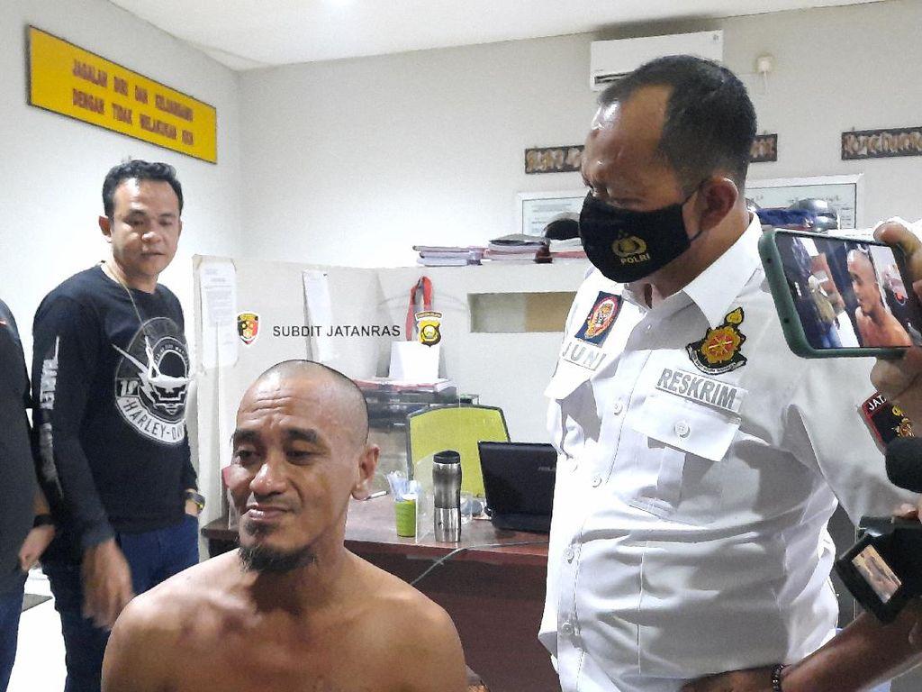 Polisi: Pria Bakar Musala di Palembang Pakai Sabu-Ngaku Dapat Bisikan Gaib