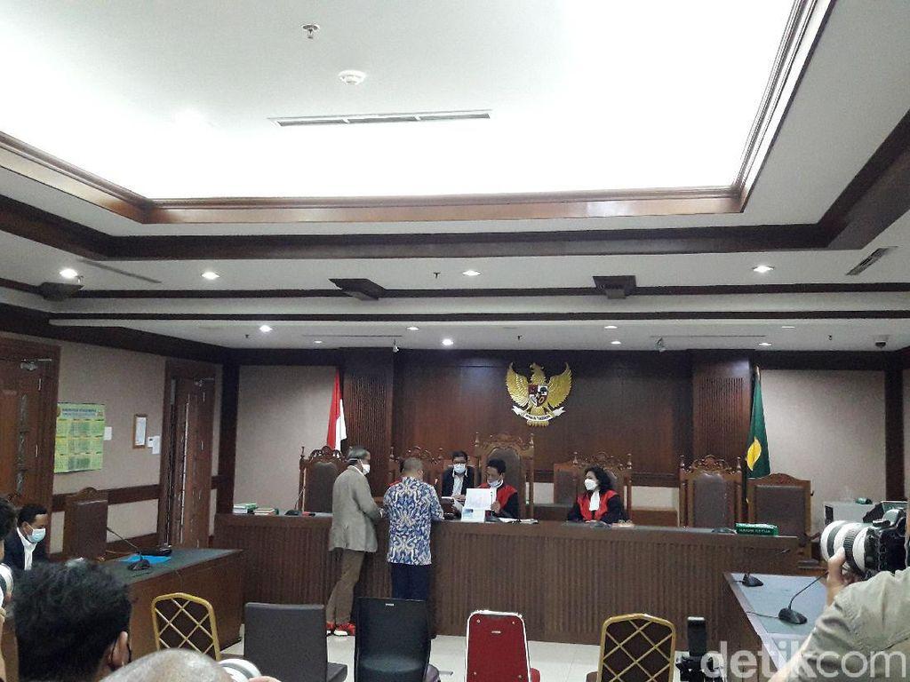 AHY dkk Absen, Sidang Gugatan Jhoni Allen Dipecat dari PD Ditunda