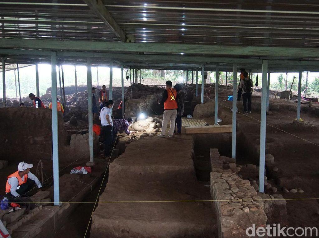 Hipotesis Baru soal Situs Kumitir di Mojokerto: Istana Paman Hayam Wuruk