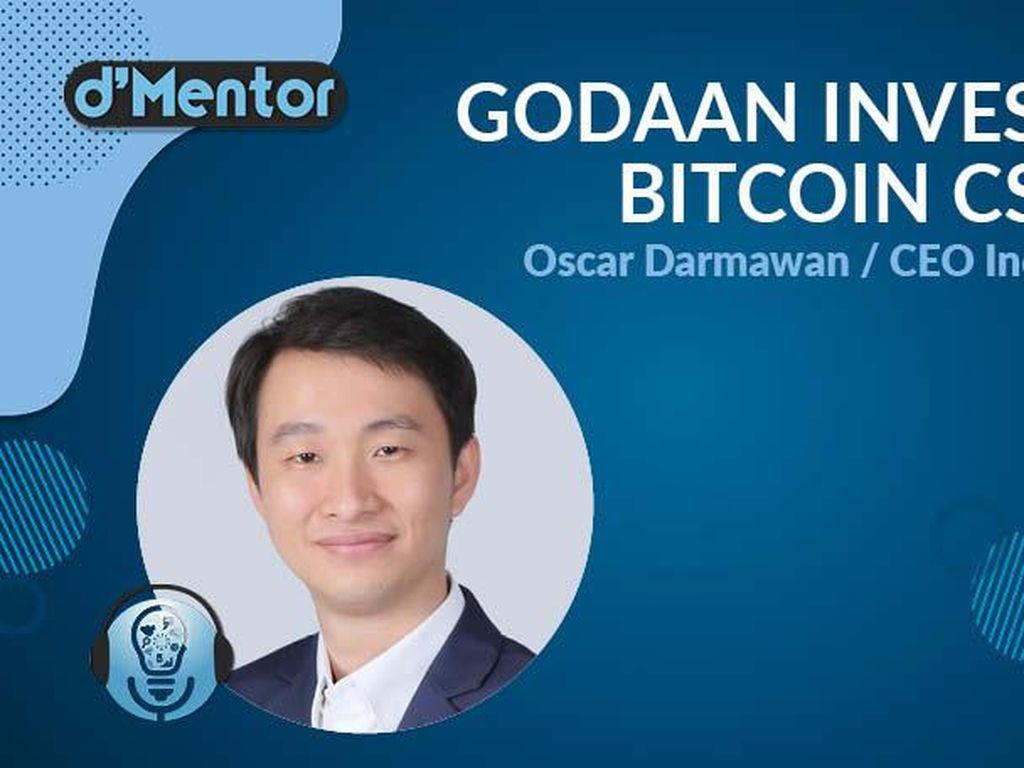 dMentor: Untung Rugi Investasi Bitcoin Cs