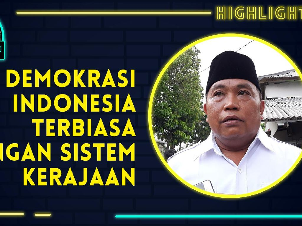 Arief Poyuono Duga Amien Rais Tiru AS Soal Presiden 2 Periode