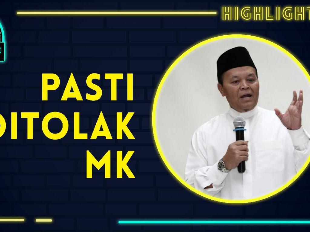 Sindir Keinginan Poyuono ke MK, HNW: Perubahan UUD Lewat MPR