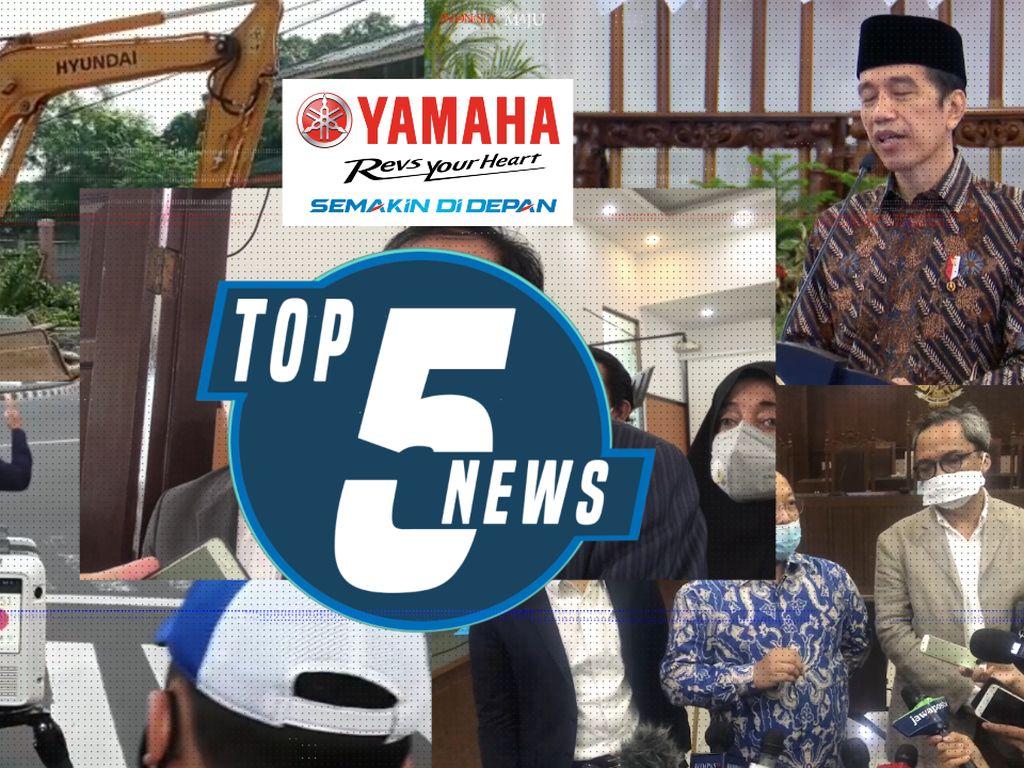 Tembok Tutup Rumah di Ciledug Dibongkar, Kabinet Jokowi Dipenuhi HMI
