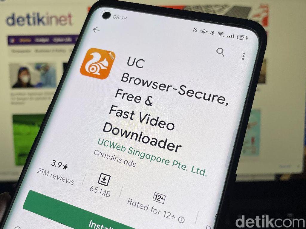 Browser Buatan Perusahaan Jack Ma Ketahuan Raup Data Pengguna