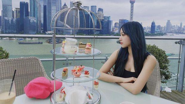 WJSN's Cheng Xiao (tangkapan Layar Instagram @chengxiao_0715)