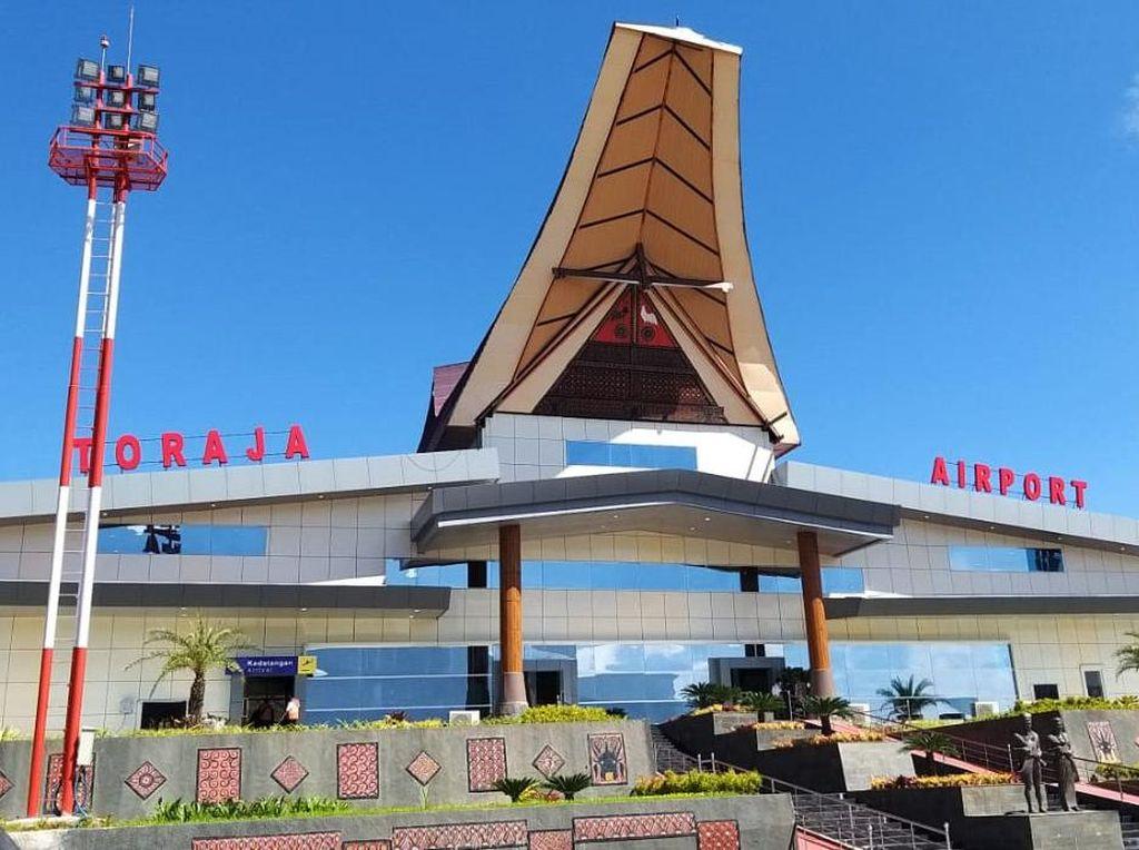 Cerita di Balik Pembangunan Bandara Toraja yang Pangkas 3 Bukit