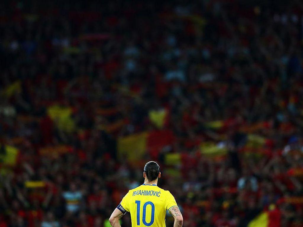 Ibrahimovic: Dewa Kembali ke Timnas Swedia