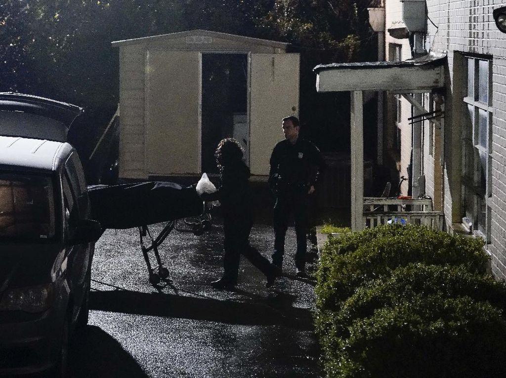 Foto: Penembakan Brutal di Atlanta, 6 Wanita Asia Tewas
