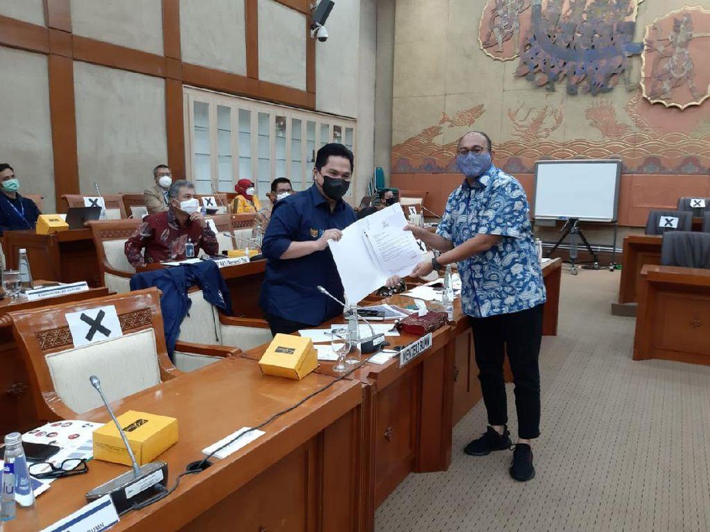 Andre Rosiade Apresiasi Program Kompor Listrik Erick Thohir