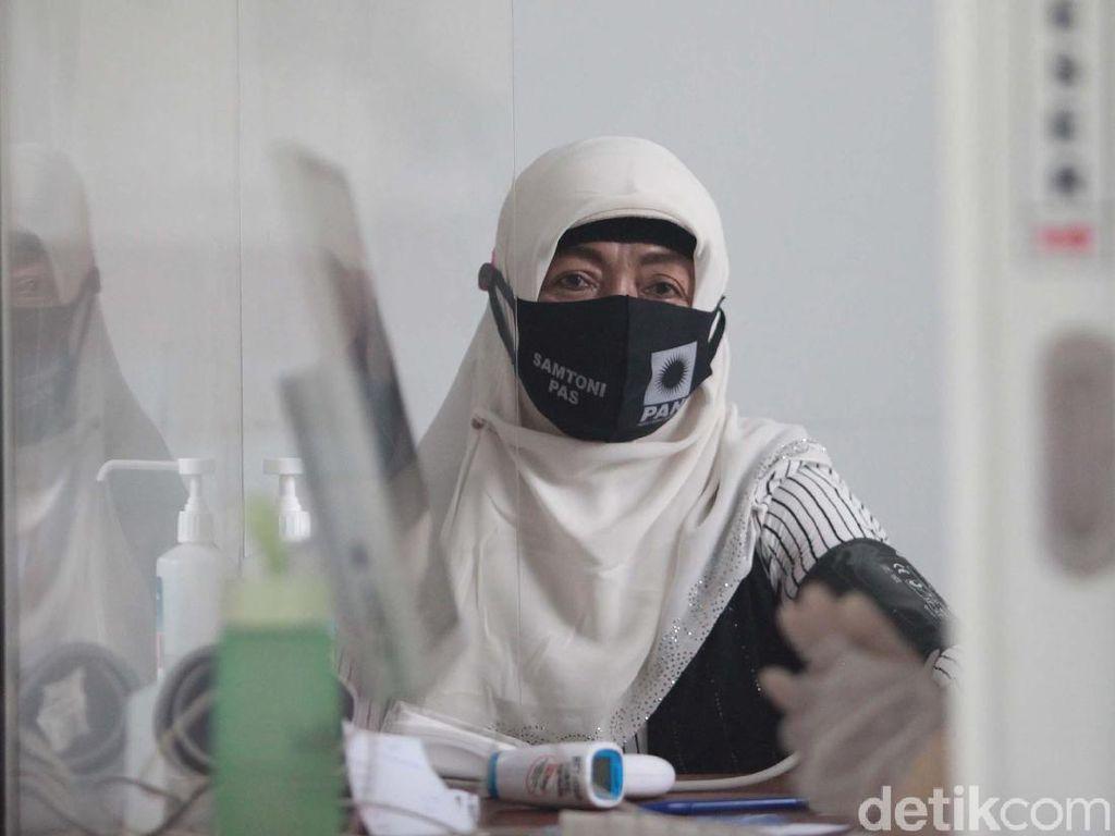 Kabupaten Tangerang Vaksinasi 212.000 Jiwa, Ada Nakes hingga Pedagang