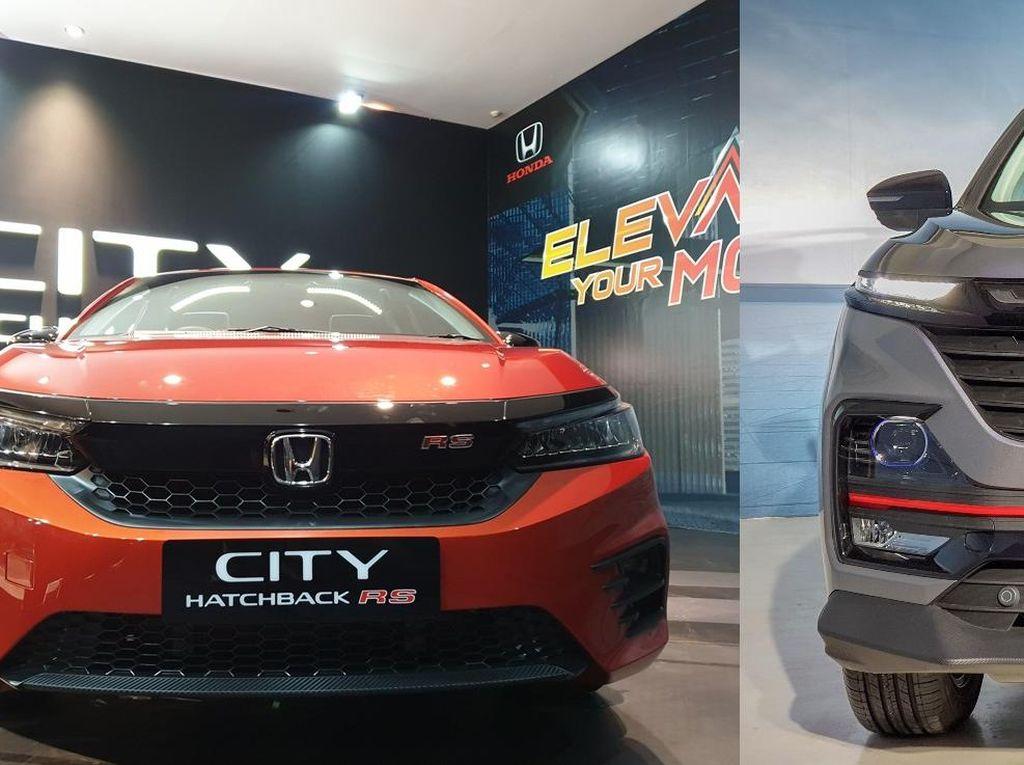 Wuling Almaz Pakai Kode RS, Maknanya Beda dengan Mobil-mobil Honda