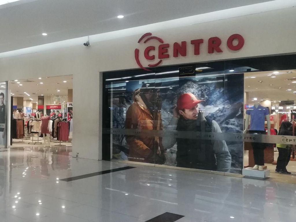 Centro Dinyatakan Pailit!