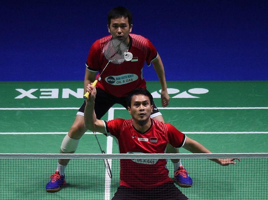 Sederet Bentuk Diskriminasi Tim Indonesia di All England
