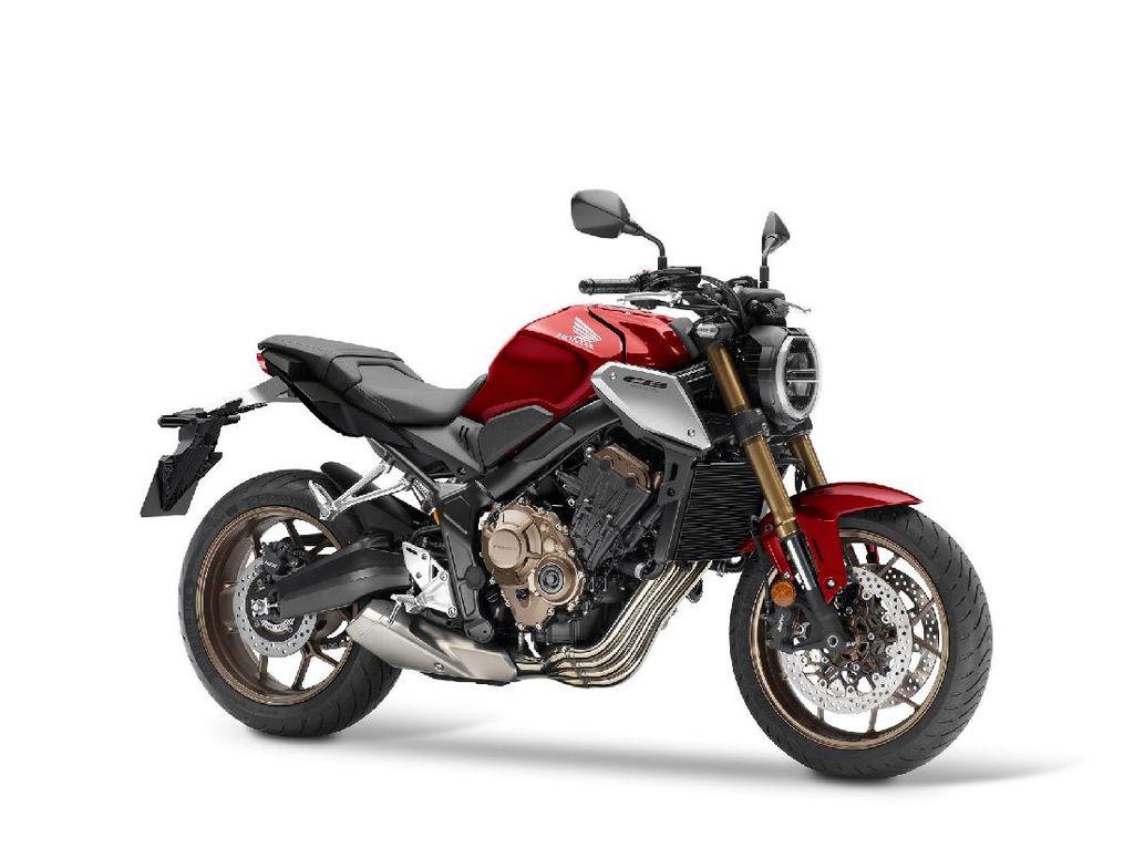 Honda CB650R Indonesia Dapat Penyegaran, Harga Rp 296,4 Juta