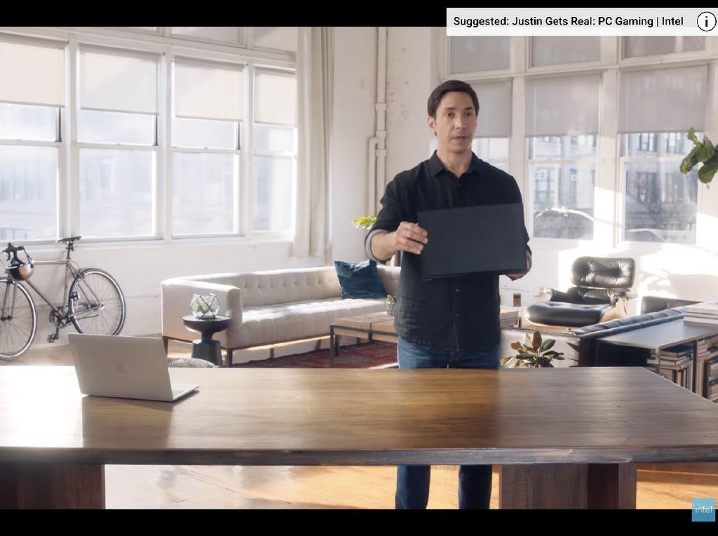 Intel Ejek Apple Lewat Sejumlah Iklan Baru