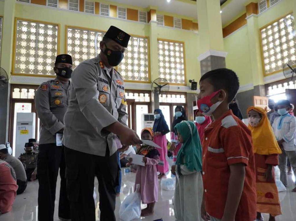 Kapolres Bojonegoro Ajak Anggotanya Disiplin Kerja dan Ibadah