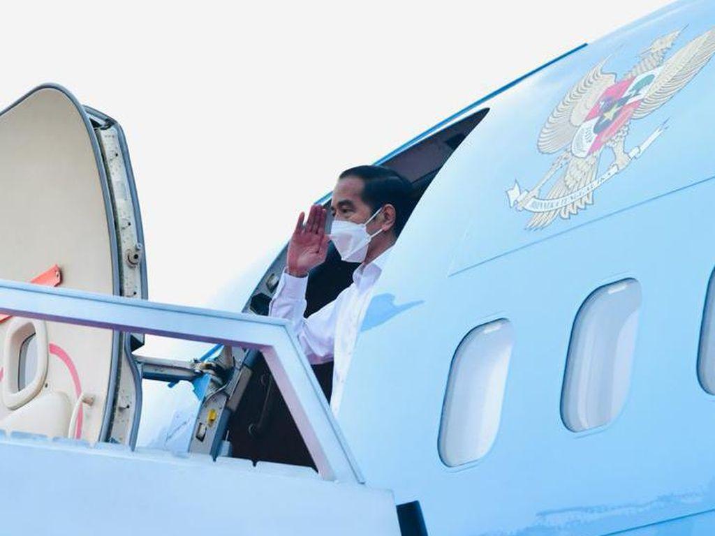 Jokowi Akan Resmikan Sejumlah Infrastruktur dan Tinjau Vaksinasi di Sulsel
