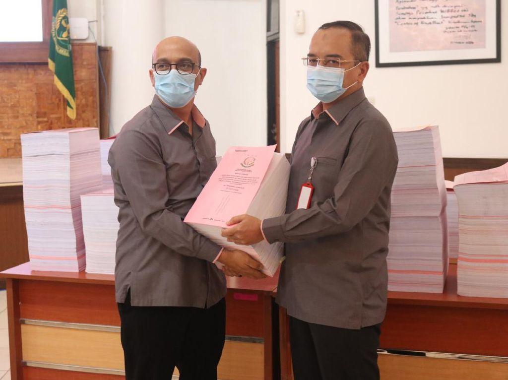 Berkas 13 Korporasi Tersangka Kasus Jiwasraya Dilimpahkan ke Kejari Jakpus
