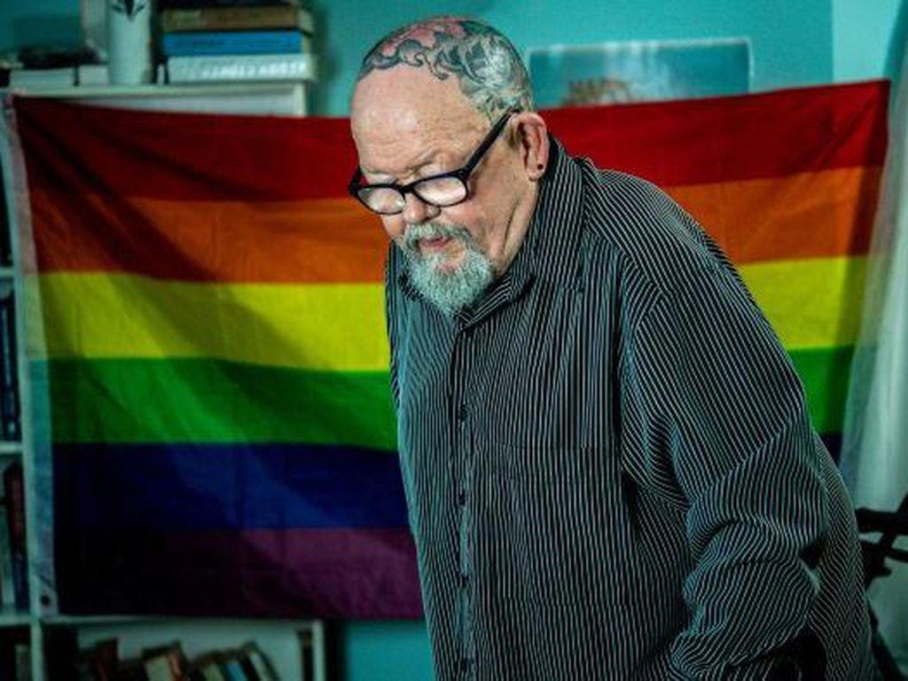 Lansia LGBT di Australia Takut Tinggal di Panti Karena Alasan Diskriminasi
