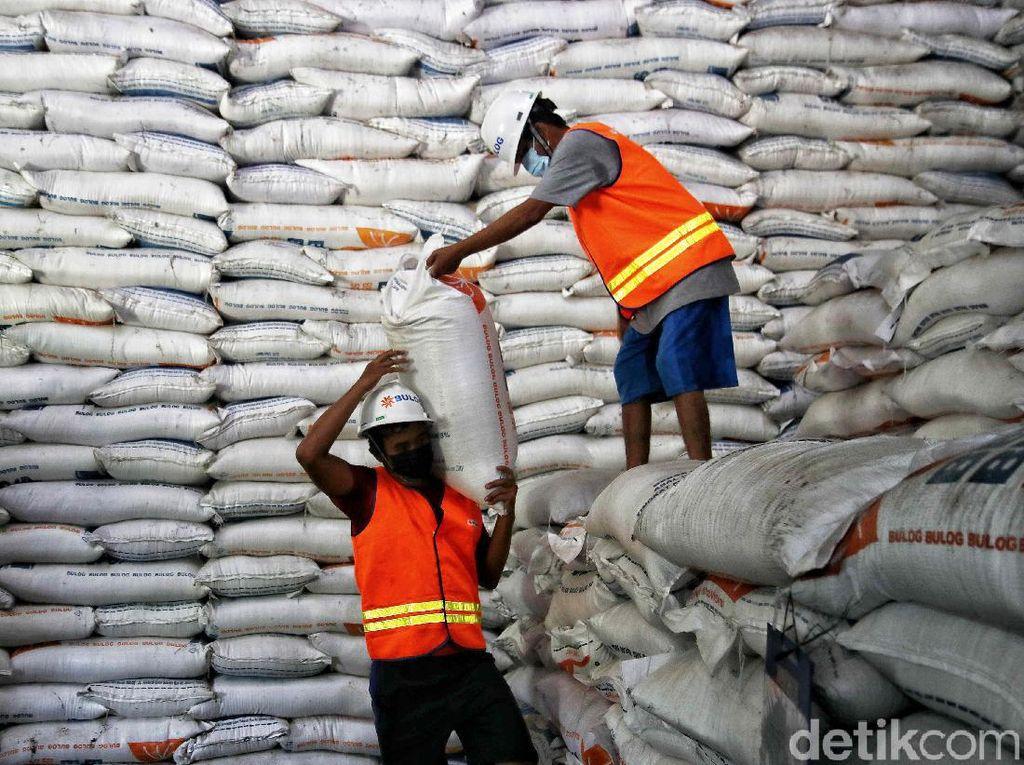 Pak Jokowi, Siapa yang Awalnya Ngusulin RI Harus Impor Beras?