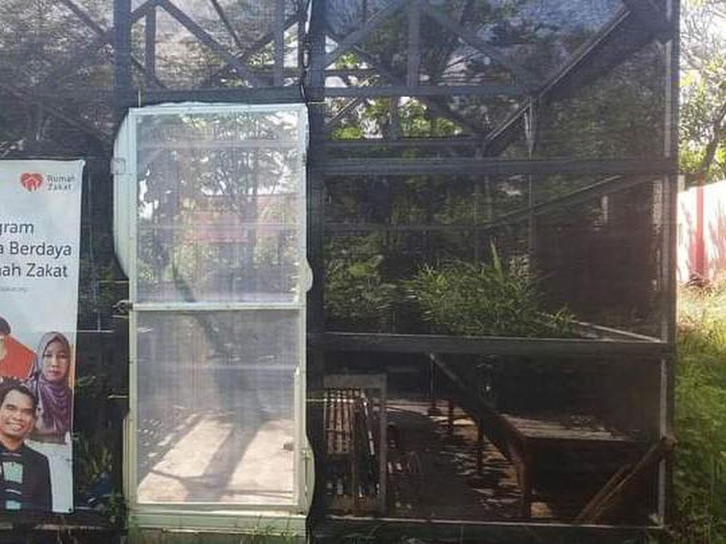 Sukseskan Kampung Sehat 2, Sumbawa Besar Hadirkan Rumah Bibit Herbal