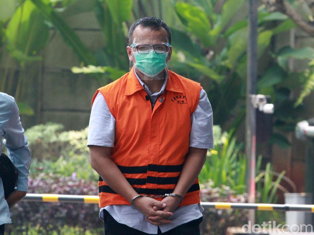 KPK Periksa Edhy Prabowo, Dalami soal Bank Garansi Rp 52,3 Miliar