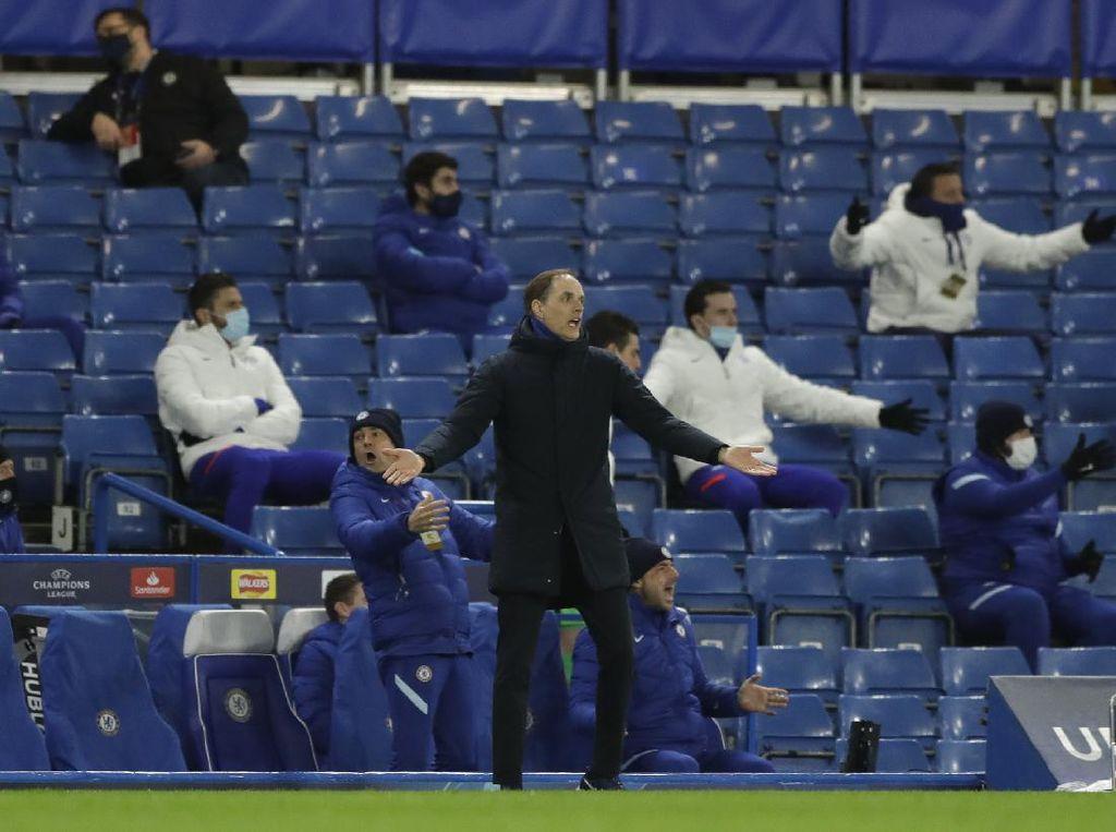 13 Laga Tanpa Terkalahkan, Tuchel Bikin Rekor Baru di Chelsea