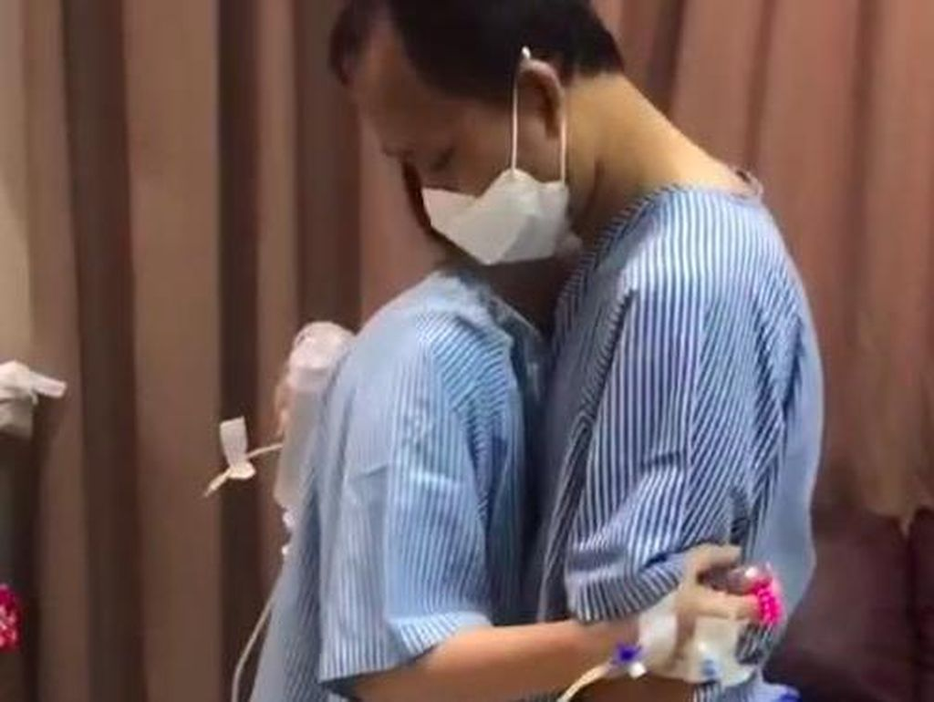Bucin Next Level, Wanita Ini Viral Donorkan Ginjal ke Suami