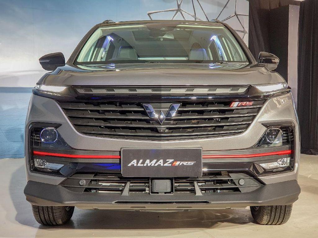Spesifikasi Wuling Almaz RS: Fitur Makin Berlimpah, Harga Masih Tanda Tanya