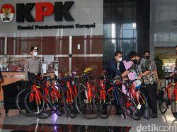 KPK Duga 13 Sepeda Lapierre Terkait Kasus Edhy Dibelikan Eksportir Benur