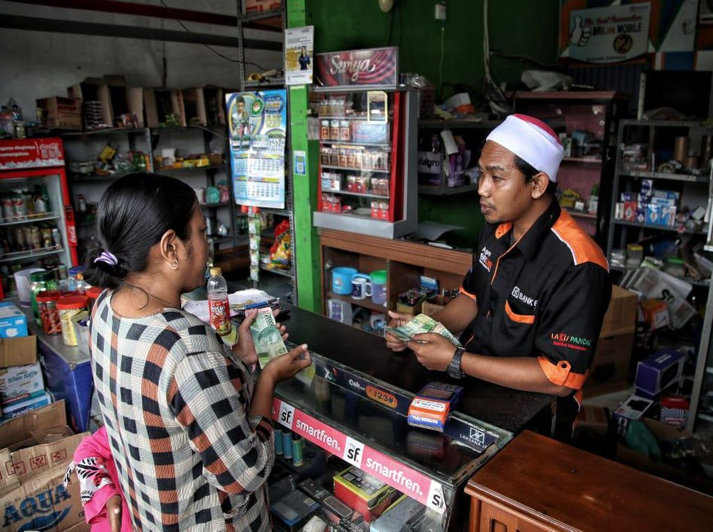 Pakai Undian, Cara Unik Agen Bank di Demak Gaet Nasabah