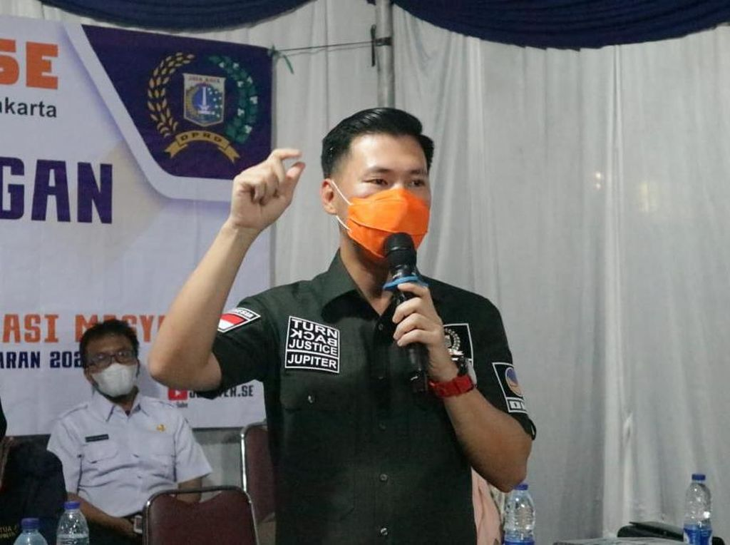 Kasus Kematian COVID DKI Naik, NasDem Anggap Satgas Kelurahan Lalai