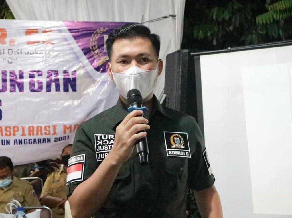NasDem Minta Kadis Damkar DKI Dievaluasi Buntut Kebakaran di Keagungan Jakbar