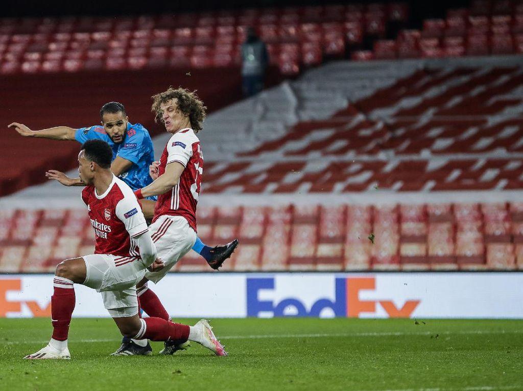 Kalau Masih Begini, Arsenal Tak Usah Mimpi Juara Liga Europa