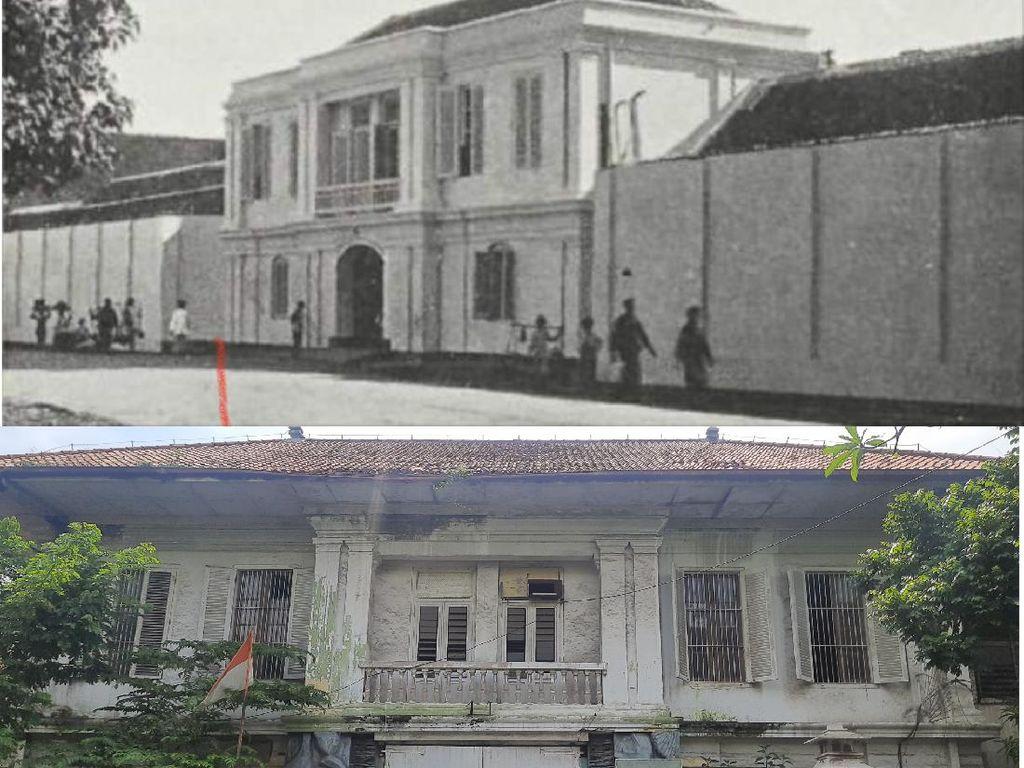 Potret Bangunan Eks Penjara Kalisosok, Satu-satunya Ada di Surabaya