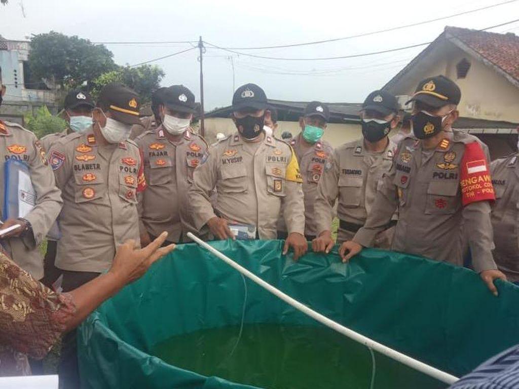 SPN Polda Metro Latih 1.000 Bhabinkamtibmas Dampingi Warga di Kampung Tangguh