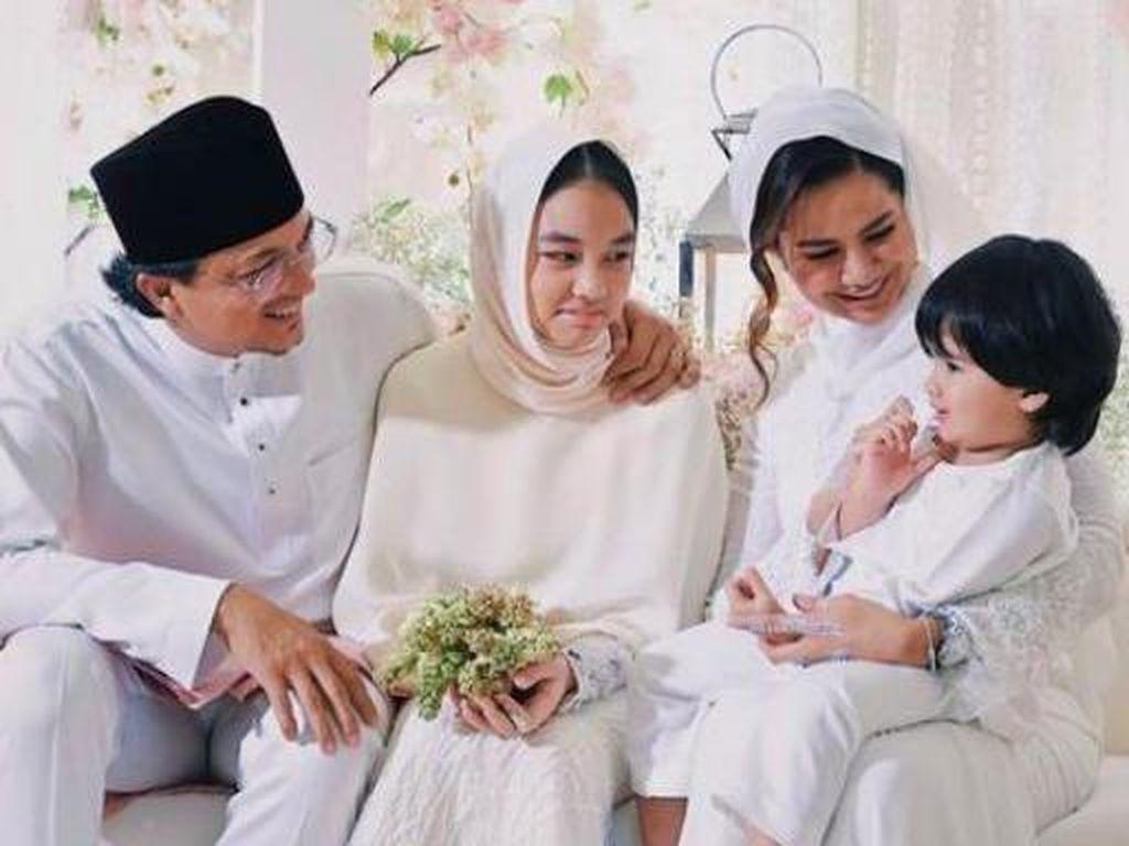 Noor Nabila Bagikan Momen Pernikahan dengan Engku Emran
