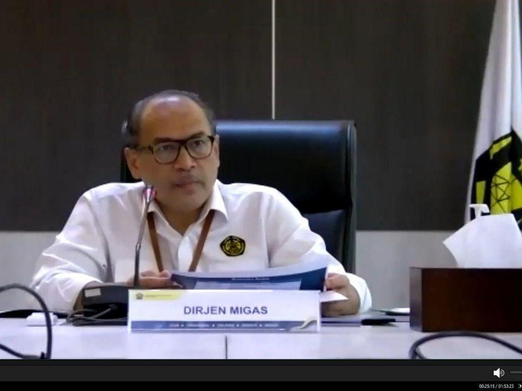 Pemerintah Mutakhirkan Database Pipa Penyalur Migas di Lepas Pantai RI