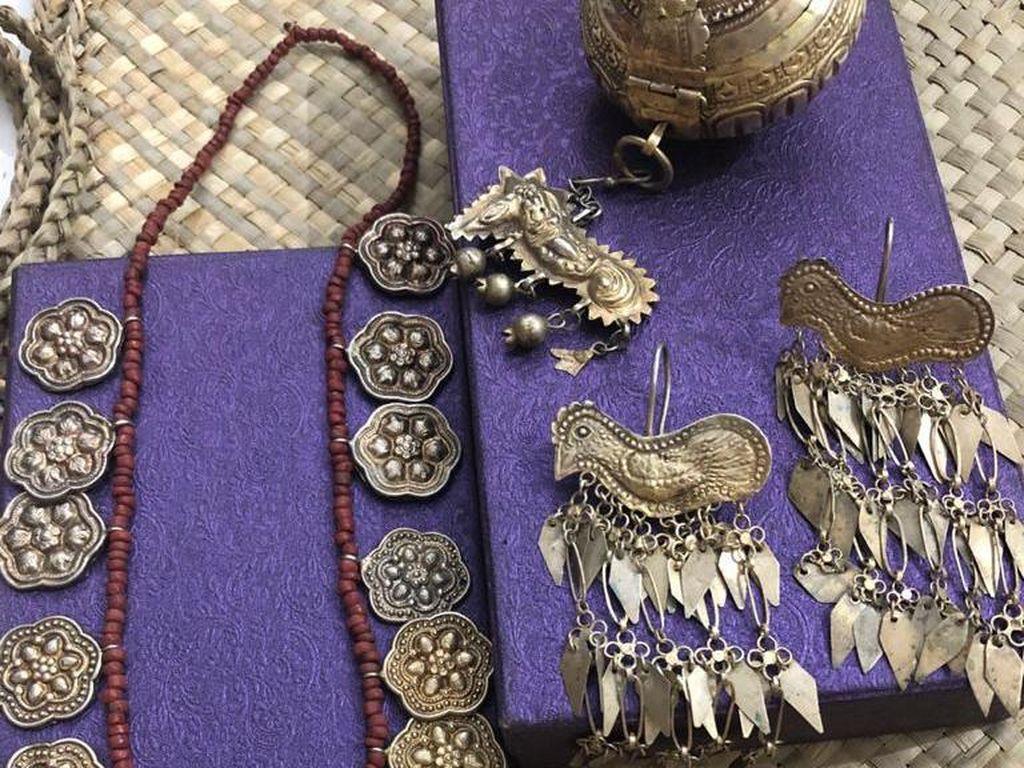 Kisah Inspirasi di Balik Cantiknya Perhiasan Nusantara