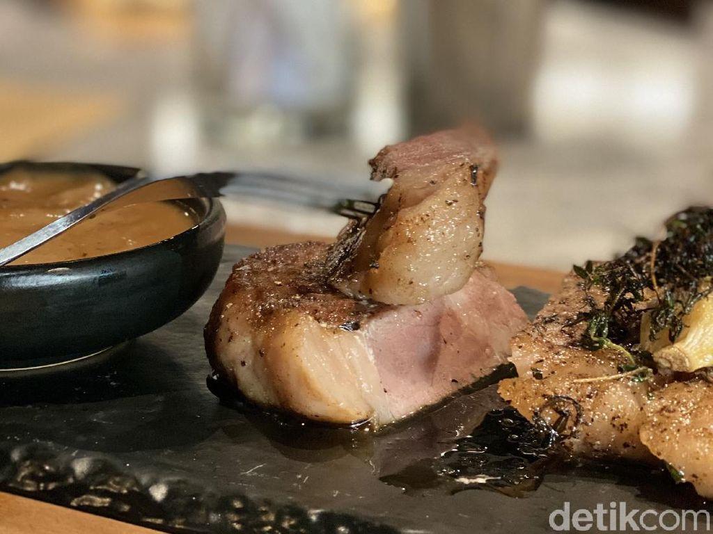 Sensasi Steak Dry-Aged di Sir Loin, Restoran Baru di Jakarta