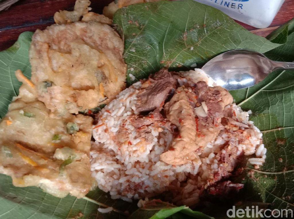 Pembagian Nasi Jangkrik Favorit Sunan Kudus Tahun Ini Kembali Ditiadakan