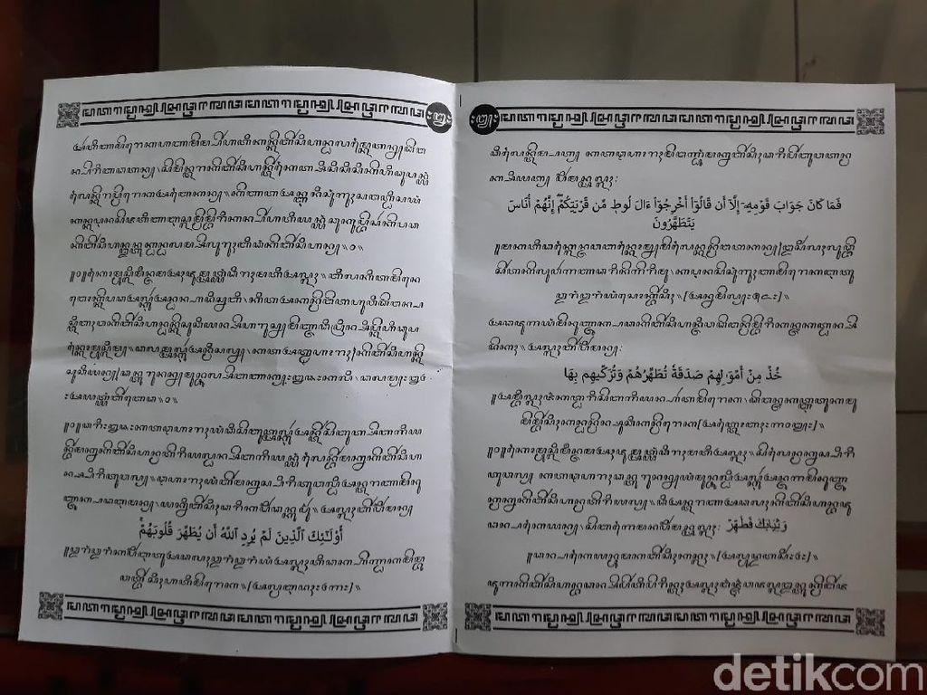 Minim Penggunaan Aksara Jawa, Disbud DIY Gelar Kongres Aksara Jawa I